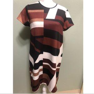 Zara W & B Dress Size: M